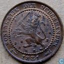 Pays Bas 1 cent 1881