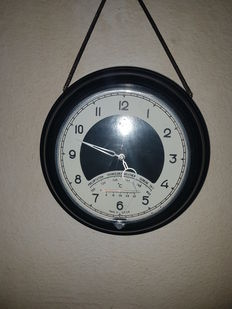 Model-Maqk, ship clock Majak USSR 1975 - for connoisseurs