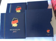 Federal Republic of Germany 1949/2001 – collection in two albums