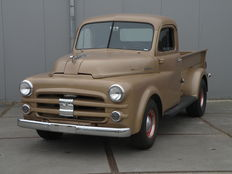 Dodge - Job Rated pickup - 1952