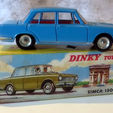 Dinky Toys auction