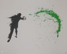Nick Walker - Paint Chucker (Green)