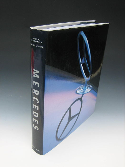Boeken - Mercedes Benz - Enzyklopedia - 660 pages - 1990-1930