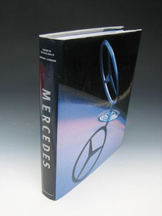 Mercedes Benz - beautiful large-format picture encyclopedia - 660 pages