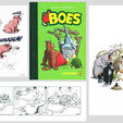 Boes Comics auction