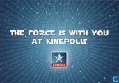 "Kinepolis ""The Force Is With You At..."""
