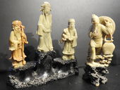 Check out our Asian Stone Carvings auction