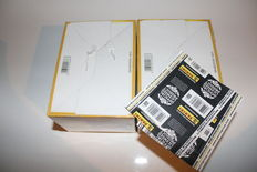 Panini - Euro 2012 Poland/Ukraine - 2 boxes + 2 extra packets - New in factory seal - German version.