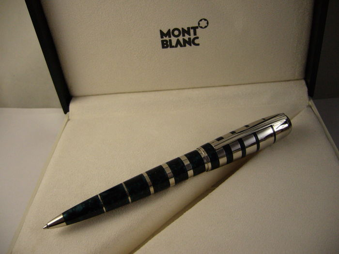 Montblanc George Bernard Shaw ballpoint pen Limited Edition