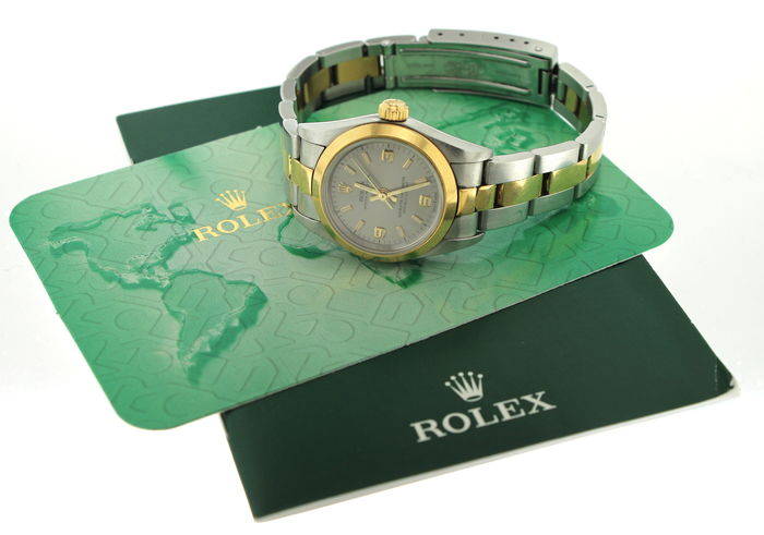 Rolex Oyster Perpetual - ladies'