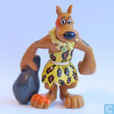 Stone Age Scooby