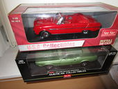 Siehe unsere Sun Star – Maßstab 1/18 – Los mit 1971er Ford Mustang Sportsroof und 1963er Ford Falcon Futura Cabriolet
