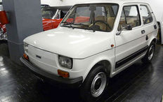 Fiat - 126 Personal 4 - 1982