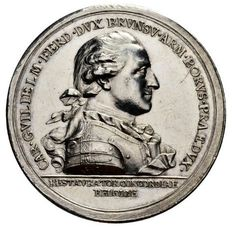 Germany, Brunswick-Luneburg - Silver Medal 1787 by J. H. Boltschauser on the restoration of the Union of the States General