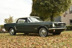 Ford - Mustang decappottabile - 1965