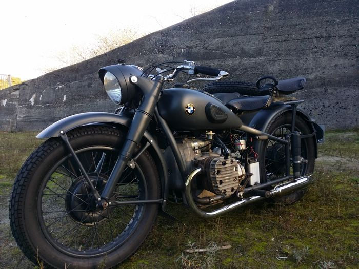 ural bmw r61 replica with sidecar 1941 catawiki. Black Bedroom Furniture Sets. Home Design Ideas