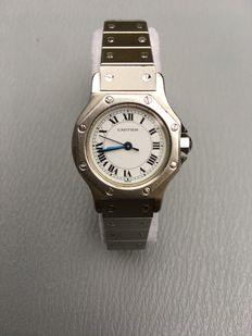 Cartier Santos Octagonal - Women's watch