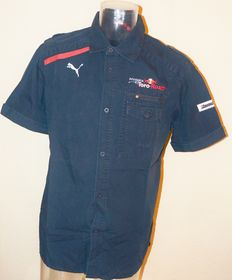 Teambekleidung > Toro Rosso Team / Driver Shirt by Puma