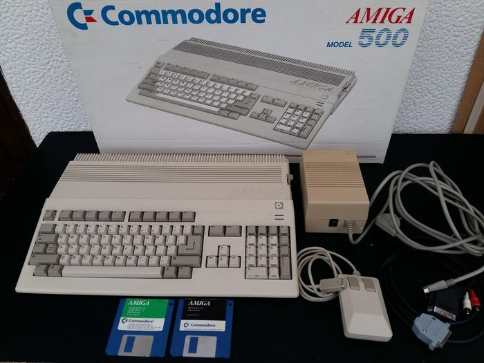 Image result for AMIGA 500
