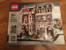 Modular Buildings - 10218 - Pet Shop