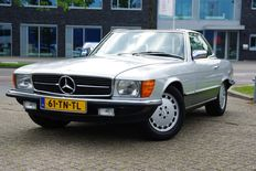 Mercedes-Benz - SL 500 automatic - 1984