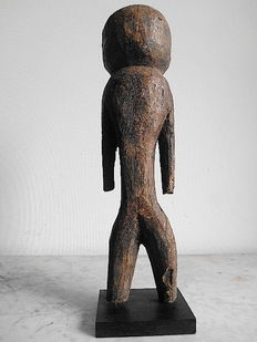 Large African Tchitcheri fetish figurine 48cm – MOBA – Northern TOGO