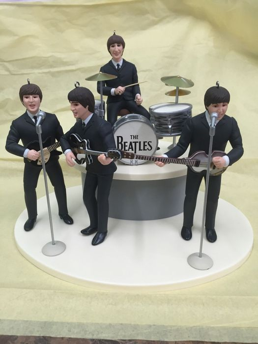 The beatles hallmark keepsake ornament usa 1994 Hallmark usa