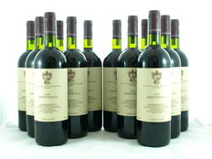 1995 Barbaresco Martinenga Marchesi di Gresy – 12 Bottles