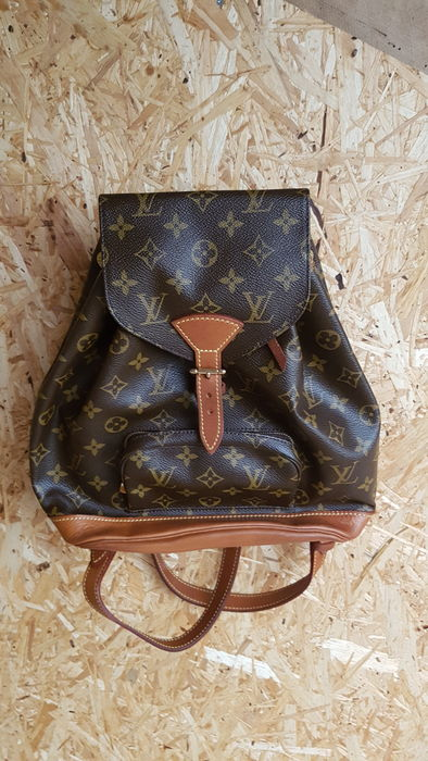 Louis Vuitton Mini Montsouris – Sac à dos. - Catawiki 8815341201c