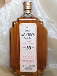 James Martin's 20 years old