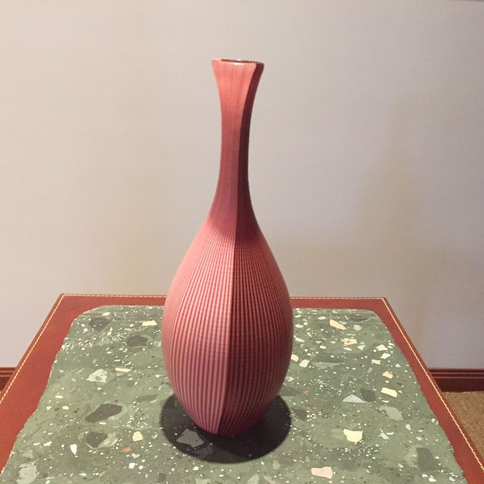 Tessuti Battuti Vase By Carlo Scarpa For Venini Catawiki