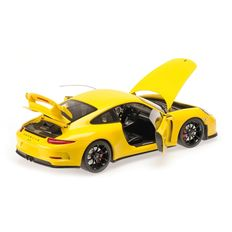 Minichamps - Scale 1/18 - Porsche 911 (991) GT3 - Race Yellow - limited 300 pieces!