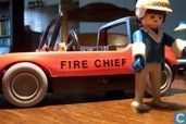 Fire Chief car