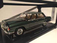 Norev - scale 1/18 - Mercedes-Benz 280 SE 1968, green