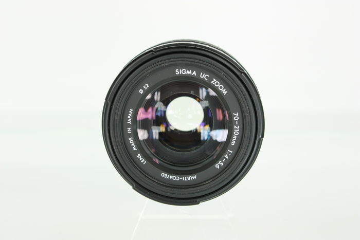 Set of two Sigma objectives for Olympus - Sigma 28-70mm f3 5