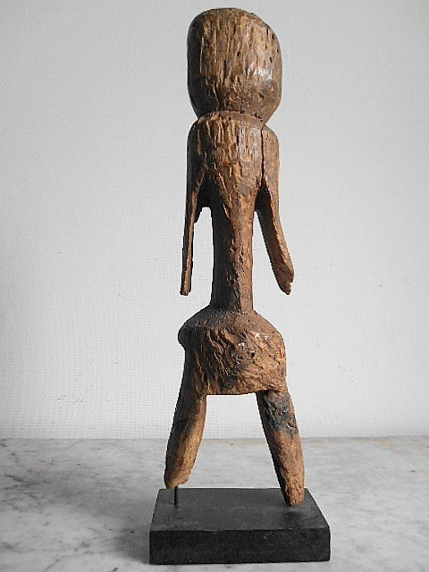Large African Tchitcheri fetish figurine 45cm – MOBA – Northern TOGO
