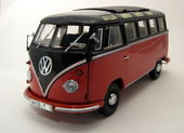 Check out our Schuco - Scale 1/18 - Volkswagen T1 Samba