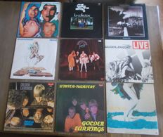 Lot Of 9 Albums Golden Earring '60-'70s