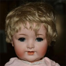 Antique Doll Simon & Halbig, Germany, 46 cm