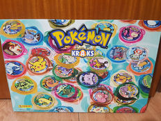 Panini - Pokemon - The Full Collection 120 pieces in both Original Cases.