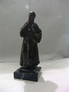 """N. Picciole, """"Nathan der Weise"""" (Nathan the Wise) 19th/20th century"""