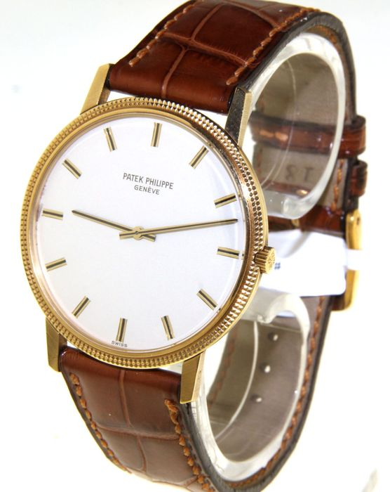 Patek Philippe - Calatrava - reference 3590  -Special offer !!