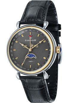 Thomas Earnshaw men's wristwatch