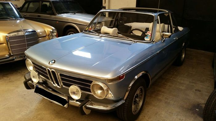 BMW - 2002 Baur convertible - 1972 - Catawiki
