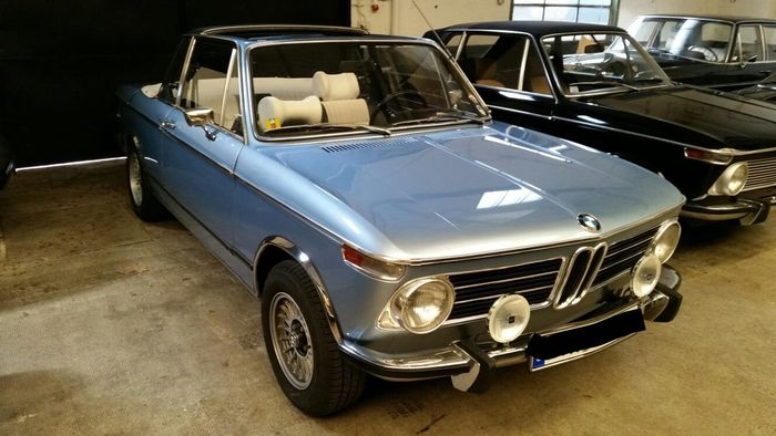 bmw 2002 baur convertible 1972 catawiki. Black Bedroom Furniture Sets. Home Design Ideas