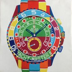 Unknown artist - Rolex Oil