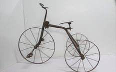 Children's tricycle - France - Spain - approx. 1890