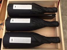 2004 Eguren Ugarte Anastasio, Rioja Tempranillo - wooden case with 3 bottles