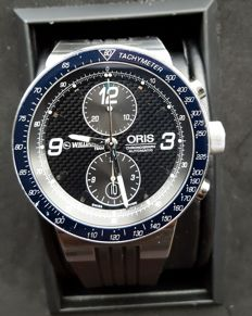 Oris Williams F1 chronograaf, beperkte oplage, ref. 7563 – herenhorloge