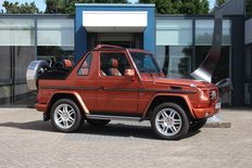 Mercedes-Benz - G-Klasse 400 CDI Convertible - 2002 Young classic car